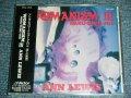 アン・ルイス ANN LEWIS - バラード・ベスト・アルバム WOMANISM III NAKU-TAME-YOO / 1991 JAPAN ORIGINAL  Brand New SEALED CD