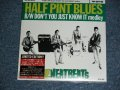 "ザ・ニートビーツ THE NEATBEATS -  HALF PAINT BLUES / 2005 JAPAN ORIGINAL BRAND NEW 7"" Single"