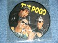 "THE POGO - リトルBOY LITTLE BOY  /  JAPAN ORIGINAL PICTURE DISC Used  7""Single"