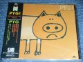 PYG ( 沢田研二 & 萩原健一 KENJI 'JULIE' SAWADA &  KENICHI HAGIWARA )  - PYG! ( ORIGINAL FIRST ALBUM )  / 1994 JAPAN Brand New SEALED CD