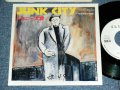"ジョニー大倉 JOHNNY OHKURA - JUNK CITY  / 1983 JAPAN ORIGINAL White Label PROMO Used 7"" Single"