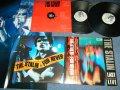 """ザ・スターリン The STALIN -  FORNEVER ; LAST LIVE ( with POSTER : Ex++/MINT )  / 1985 JAPAN ORIGINAL """"WHITE LABEL PROMO"""" Used 2-LP with OBI & POSTER"""