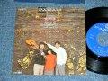 """メチャ&ペチャMECHA & PECHA - 女の子 (MINT-/MINT-) / 1970 JAPAN ORIGINAL Used 7""""  Single シングル"""