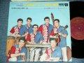 """ポス宮崎とコニー・アイランダーズ POSS MIYAZAKI & HIS CONEY ISLANDERS - ハワイアン・ベスト・10 HAWAIIAN BEST 10 / 1961  JAPAN ORIGINAL Used 10"""" LP"""