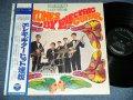 津々美 洋とオール・スターズ・ワゴン TSUTSUMI HIROSHI & HIS ALL STARS WAGON -  エレキ・ギター・ヒット速報 HIT TUNES by ELECTRIC GUITAR  ( Ex++/Ex+++ )  / 1968  JAPAN ORIGINAL Used LP With OBI
