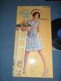 バッキー白片とアロハ・ハワイアンズ BUCKIE SHIRAKATA and his ALOHA HAWAIIANNS - バッキー白方のグッド・ナイト・ベイビー GOOD NIGHT BABY ( Ex+/Ex++ ) / 1969 JAPAN ORIGINAL Used LP