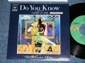 "つのだひろ HIRO TSUNODA  - Do You Know  ( Ex+++/MINT-) / 1987 JAPAN ORIGINAL PROMO ONLY Used 7"" SINGLE"