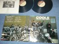 COOLS クールス - ROCK 'N' ROLL BIBLE  ( Ex+++/MINT-)  / 1983 JAPAN ORIGINAL Used 2-LP with OBI