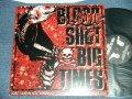v.a. OMNIBUS ( SOBUT,LAUGHIN' NOSE,SCAPE GOAT,STOMPEDE,ABNORMALS,RETRO GRESSION ) - BLOODSHUT BIG TIMES  / 2000 JAPAN ORIGINAL Used LP