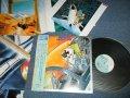 アニメ 新谷かおる 音楽:新田一郎 ICHIRO NITTA of SPECTRUM  - エリア88 : ピンナップ付 With PIN-UP (MINT-/MINT-)  / 1984 JAPAN ORIGINAL Used LP with OBI