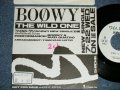 "BOOWY with SUZI QUATRO - THE WILD ONE( Ex+/Ex++) / 1987 JAPAN ORIGINAL ""PROMO ONLY ONE SIDED""  Used 7"" Single"