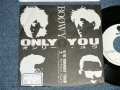 "BOOWY - ONLY YOU ( Ex++/Ex+++) / 1986 JAPAN ORIGINAL ""PROMO ONLY""  Used 7"" Single"