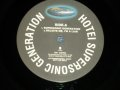 "布袋寅泰 TOMOYASU HOTEI of BOOWY ボウイ -  SUPERSONIC GENERATION ( Ex+++/Ex++ ) / 1998 JAPAN ORIGINAL ""PROMO ONLY""  Used 12"""