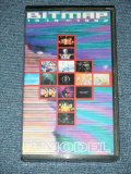 P-MODEL P-モデル - BITMAP 1979-1992 ( VHS VIDEO Tape )(Ex/MINT)   / 1992 JAPAN ORIGINAL  Used VIDEO TAPE