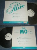 "アリス ALICE  & THE MO - 結成10周年記念( Ex+/Ex+++ : STOFC.STOL)  / 1981 JAPAN ORIGINAL""PROMO ONLY"" Used LP"