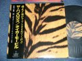 ザ・ハイロウズ THE HIGH-LOWS  THE BLUE HEARTS - タイガー・モービル TIGER MOBILE   / 1996 JAPAN ORIGINAL Used LP With OBI
