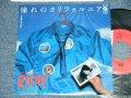 """リッキー&リボルバー RICKY & REVOLVER -  憧れのカリフォルニア (MINT-/MINT)   / 1981  JAPAN ORIGINAL  Used 7"""" Single  シングル"""