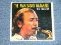 渡辺貞夫 SADAO WATANABE - ザ・マン/ベスト・セレクションTHE MAN / BEST SELECTION ( Ex+/MINT) / 1984 JAPAN ORIGINAL Used CD