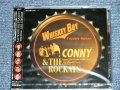 "CONNY コニー & The ROCKATS   VENUS ヴィーナス -  WHISKEY BOY Trouble Maker ( SEALED / 2001 JAPAN ORIGINAL ""BRAND NEW SEALED"" CD with OBI"