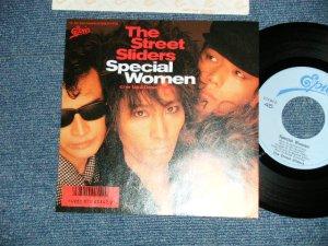 """画像1: THE STREET SLIDERS ストリート・スライダーズ-  SPECIAL WOMAN : UP & DOWN BABY  (MINT/MINT) / 1986 JAPAN ORIGINAL Used 7"""" Single  シングル"""