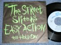 "THE STREET SLIDERS ストリート・スライダーズ- EASY ACTION : HOLD ON (Ex+++/MINT-) / 1987 JAPAN ORIGINAL Used 7"" Single  シングル"