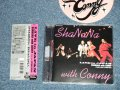 SHA NA NA  with CONNY シャ・ナ・ナ with コニー of VENUS -LIVE IN JAPAN ライブ・イン・ジャパン :With Un-Used STICKER  (Ex++/MINT) / 2000 JAPAN ORIGINALUsed CD with OBI