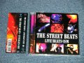 The STREET BEATS - LIVE! BEATS-ISM  (MINT-/MINT) I / 1997 JAPAN ORIGINAL Used CD with OBI