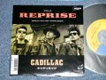 """キャディラック CADILLAC -  リプリーズREPRISE  ( Ex++/MINT-  WOFC) / 1988 JAPAN ORIGINAL  """"PROMO"""" Used 7""""  Single"""