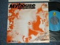 "井上陽水 YOSUI INOUE  - MY HOUSE : かぜのエレジー(Ex++/Ex+++)    / 1982 JAPAN ORIGINAL ""PROMO ONLY""  Used 7"" Single"