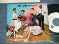 "VENUS ヴィーナス - 浮気・浮気(ブギウギ)トゥナイト:愛しのジェニー (MINT/MINT)  / 1983 JAPAN ORIGINAL ""WHITE LABEL PROMO"" Used  7""SingleMINT/MINT"