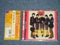 テンプターズ THE TEMPTERS - ファースト・アルバム  FIRST ALBUM (MINT-/MINT)  / 1998  JAPAN  Used  CD with OBI