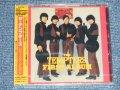 """テンプターズ THE TEMPTERS - ファースト・アルバム  FIRST ALBUM (SEALED)  / 1998  JAPAN  """"BRAND NEW SEALED""""  CD with OBI"""