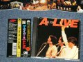 ザ・タイガースTHE TIGERS - A LIVE (MINT-/MINT) / 1994 JAPAN ORIGINAL Used 2-CD with OBI