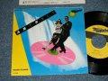 """ナイアガラ・トライアングル NIAGARA TRIANGLE ( 大滝詠一 OHTAKI EIICHI ) -  A面で恋をして A-MEN DE KOI O SHITE  :  さらばシベリア鉄道 SIBERIA (MINT-/MINT-) / 1981 JAPAN ORIGINAL  """"2nd Press 700 Yen Mark by STAMP""""  Used 7"""" Single"""