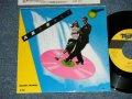 """ナイアガラ・トライアングル NIAGARA TRIANGLE ( 大滝詠一 OHTAKI EIICHI ) -  A面で恋をして A-MEN DE KOI O SHITE  :  さらばシベリア鉄道 SIBERIA (Ex+++/MINT-) / 1981 JAPAN ORIGINAL  """"2nd Press 700 Yen Mark by STAMP""""  Used 7"""" Single"""