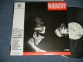 NOBODY ノーバディ - NOBODY ( MINT-/MINT)    / 1988 JAPAN ORIGINAL  Used  LP withOBI