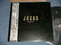 ジャックス JACKS - LEGEND ( MINT/MINT) / 1985  JAPAN ORIGINAL Used LP  with OBI