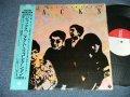 """ジャックス JACKS - Takt Recollection タクト・リコレクションズ ( MINT/MINT) / 1986  JAPAN ORIGINAL Used 12"""" EP with OBI"""