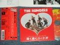 ザ・レンジャーズ  The RANGERS - オール・トラックス / コンプリート・シングルズ  赤く赤くハートが  ALL TRACKS / COMPLETE SINGLES (MINT-/MINT)  /  2001 JAPAN  MINI-LP Paper Sleeve 紙ジャケ Used  CD with OBI