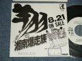 """翔(横浜銀蝿) SYO - A)湘南暴走族  B) ホントはエンジェル (Ex+/MINT- STOFC) /1981 JAPAN ORIGINAL """"PROMO Only"""" Used 7"""" Single"""