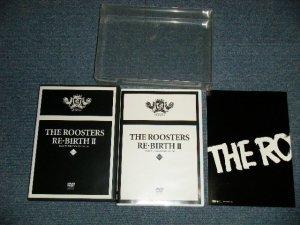 画像1: ルースターズ The ROOSTERS - RE-BIRTH II ( MINT-.MINT) / 2005 JAPAN ORIGINAL   Used 2-DVD