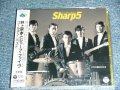 井上宗孝とシャープ・ファイブ MUNETAKA INOUE & HIS SHARP FIVE - ゴールデン・ベスト GOLDEN BEST  (SEALED) / 2011 JAPAN BRAND NEW SEALED 2CD
