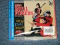 """ザ・ロイヤルフィンガーズ The ROYAL FINGERS - ワイルド・エレキ・デラックス WILD ELEKI DELUXE (SEALED)  / JAPAN """"BRAND NEW SEALED"""" CD"""