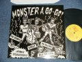 V.A. VARIOUS  - MONSTER A GO-GO (80's JAPANESE PSYCHOBILLY)  ( Ex++/MINT-)  / 1987 HOLLAND ORIGINAL Used LP