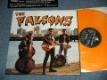 "The FALCONS - The FALCONS (with POSTER) (NEW) / 2003 JAPAN ORIGINAL ""ORANGE Wax Vinyl"" ""BRAND NEW"" LP"