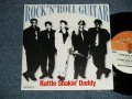 "RATTLE SHAKIN' DADDY - ROCK 'N' ROLL GUITAR (NEW )    /  JAPAN ORIGINAL ""brand new""  7"" EP"