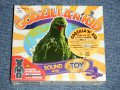 "特撮 ost GODZILLA'N'KID SOUND with TOY Limited Edition 映画主題歌  石川進  (SEALED) / 2003 JAPAN  ORIGINAL ""BRAND NEW SEALED""  CD with BEARBLICK"