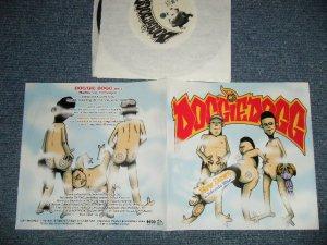 """画像1: DOGGIE DOGG - A) NEW DAWN  B) JOHNNIE WAS...    (MINT-/MINT- ) /   JAPAN ORIGINAL Used 7"""" Single"""