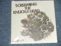 "SCREAMING THE KNUCKLE HEAD - A) GO BACK HILL  B) RED LIP (NEW)  / 2003 JAPAN ORIGINAL ""BRAND NEW SEALED"" 7"" Single"