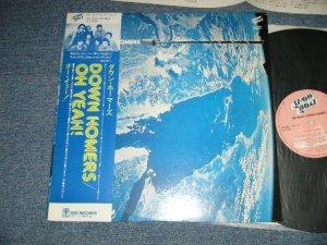 画像1: DOWN HOMERS - OH YEAH! ( Ex+++/MINT)  /  JAPAN ORIGINAL  Used LP   with OBI
